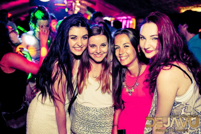 Holiday, Friday's party