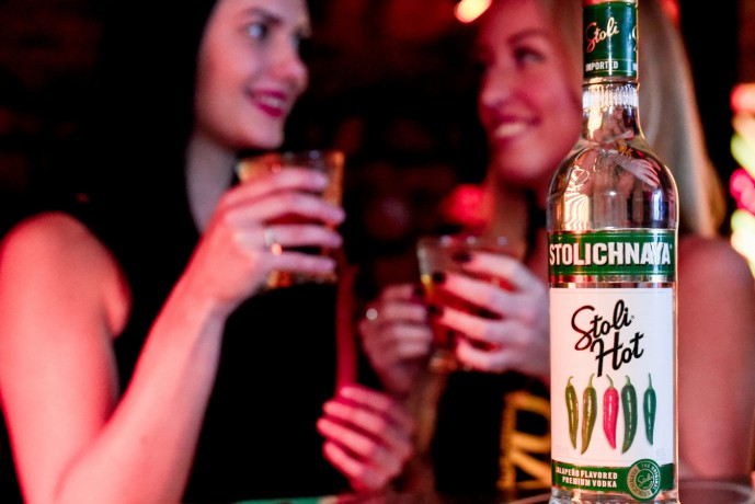 Stolichnaya Chilli Party